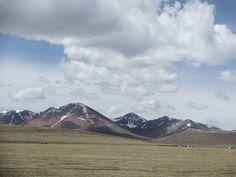 西藏 念青唐古拉山
