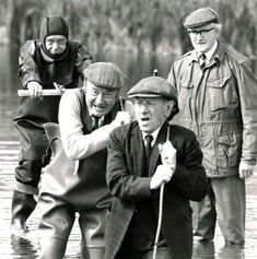 As the show's last survivor Peter Sallis dies, Daily Mirror reveals the antics offscreen were just as hilarious as on the sitcom British Sitcoms, British Comedy, British Actors, Peter Sallis, Last Of Summer Wine, English Comedy, Bbc Tv Shows, Comedy Actors, Female Volleyball Players