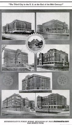 Kansas City In 1914 With The Russian Accent