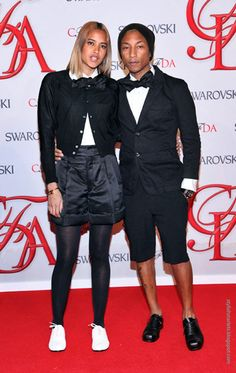 Stylish Starlets: Haute Guy, Pharrell Williams