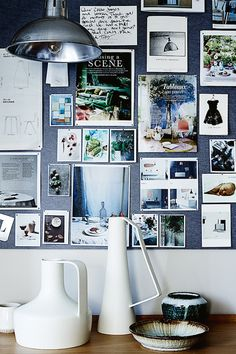 Visit #Design4Space | At home with stylist Claire Delmar - French By http://design4space.com.au/architectural/