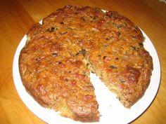 Montignac sour cake