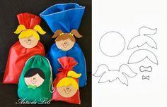Eu Amo Artesanato: Dia das crianças