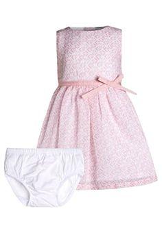 SET - Cocktailkleid / festliches Kleid - pink