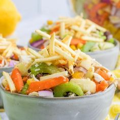 Brazilian Chicken Salad, known as Salpicao de Frango in Brazil, is a popular classic recipe that can be served in various ways. Before diving in, this shredded chicken and potato sticks salad is originally a friend's recipe. Let's learn more! It is a traditional chicken salad from Brazil. It is a great summer food and comes in handy when you are a bit pressed for time (also a good way of using a store-bought BBQ chicken) and want to make something great for a summer potluck.