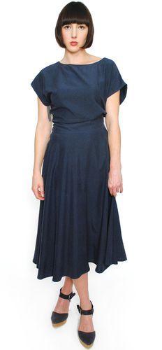 ETTA DRESS - Curator