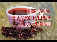 Her Gün Bu Çayı İçerek KİLO VERİN! - YouTube
