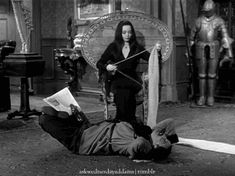 But It's Also Good To Have Separate Interests 22 Tips About True Love From The Addams Family The Addams Family Cast, Adams Family, Morticia Addams, Los Addams, Charles Addams, Dusty Springfield, Carolyn Jones, Beautiful Dark Art, Victorian Goth