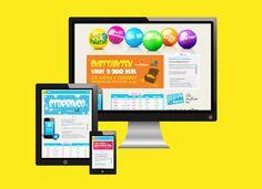 #webb #webbdesign #responsiv #wordpress #digital #reklam BingoPalatset är största sponsorn av ungdomsidrott i Karlstad. Vi berättar historien om BingoPalatset i alla möjliga sammanhang, för att visa hur viktig bingospelarnas insats är för idrottsungdomar i Karlstad. Vi använder sociala medier i stor utsträckning i marknadsföringen där vi gjort olika kampanjer.