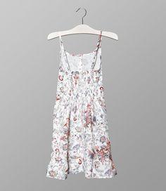 Vestido Matilda (reverso) de la colección Primavera Verano 2012 de Miss Valentina