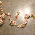 DIY: Floral Wall Art