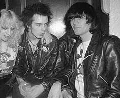 Dee Dee Ramone : sid vicious dale click en la foto para la historia