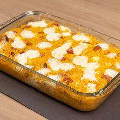 Entree Recipes, Mexican Food Recipes, Vegetarian Recipes, Cooking Recipes, Healthy Recipes, Good Food, Yummy Food, Portuguese Recipes, Creative Food
