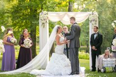 Beautiful bouquets and Chuppah design by Crest Florist  Photography by  Alexandra T. Wren Photography  Venue Pleasantdale Chateau