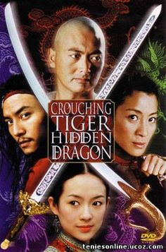 'Crouching Tiger, Hidden Dragon' Sequel: Netflix and TWC to Release Film Online and In Theaters Simultaneously Best Movie Posters, Movie Poster Art, Great Films, Good Movies, The Gambit, Tiger Dragon, Dragon Movies, Ang Lee, Martial Arts Movies