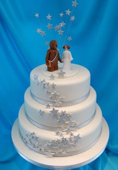 wedding cake toppers brighton wars themed weddings on wars wedding 26426