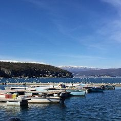 140 отметок «Нравится», 34 комментариев — Alexandra Matveeva (@sashouka) в Instagram: «Deep deep blue💙 #накраюгреции#prespes#pleinair_florina»