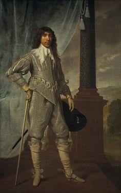 1629 Daniel Mytens - James Hamilton, 1st Duke of Hamilton
