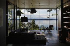 mw works: Case Inlet Retreat - Thisispaper Magazine - muita coisa interessante nessa casa