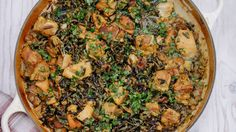 Chicken and Wild Rice Recipe