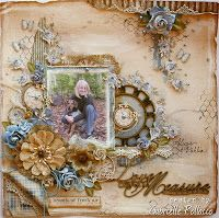 """Love Beyond Measure"" VIDEO TUTORIAL available through The Scrapbook Diaries"