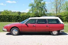Citroën CX Break (1981)