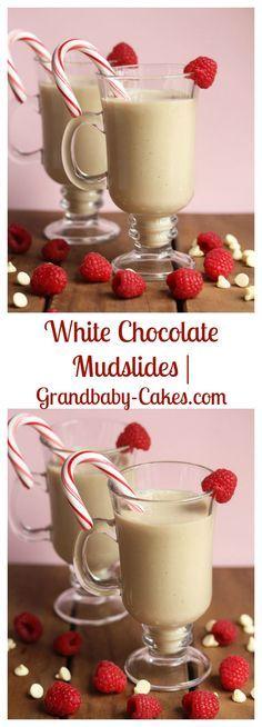 White Chocolate Mudslides   Grandbaby-Cakes.com