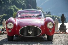 1953 Maserati A6GCS Berlinetta Pinin Farina Maintenance/restoration of old/vintage vehicles: the material for new cogs/casters/gears/pads could be cast polyamide which I (Cast polyamide) can produce. My contact: tatjana.alic@windowslive.com