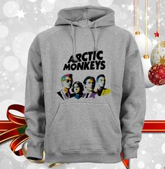 Hey, I found this really awesome Etsy listing at https://www.etsy.com/listing/209785344/arctic-monkeys-favorite-hoodie-christmas
