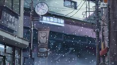 http://gizmodo.com/5995272/an-ode-to-the-unsung-art-of-anime-backgrounds