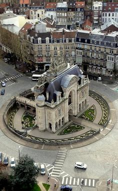 Climb the Belfry Tower, Lille, France. Source by plainchicken Climb the Belfry Tower, Lille, France. Source by plainchicken Oh The Places You'll Go, Places To Travel, Places To Visit, Lille France, Calais France, Paris Ville, France Travel, Wonders Of The World, Beautiful Places