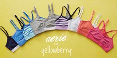 This Teen Launched a Body-Positive Bra Line—and It Got Picked Up by Aerie -- Teen Vogue article! #teenvogue #yellowberry