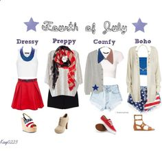 10 Best Fourth Of July Outfits Images Outfits 4th Of July Outfits Fourth Of July