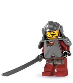 Lego Figurine série 4 Punk Sammelfigur Minifig Punk Rocker
