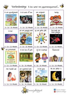 Aanvullend lesmateriaal, posters, dagritmekaarten en meer in leuke thema's. Gratis PDF downloads om thuis of op school te printen en te oefenen.. Learn Dutch, Cooperative Learning, My Teacher, Child Development, Bingo, Spelling, Parenting, Letters, Teaching