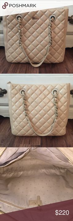 Kate Spade Gold Coast Handbag Very good condition, only used a handful of times. kate spade Bags Totes