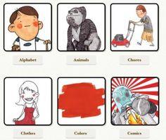 Vocabulario : Banco de imágenes,recomendado por ASPAS. Banc d´imatges recomanat per ASPAS.