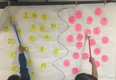 Ms. Moran's Kindergarten: Developing Number Sense in Kindergarten