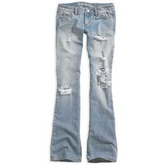 AE jeans with holes....cannot find em any where