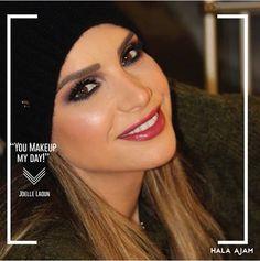 "Client testimonial: ""You Makeup my day!"" Joelle Laoun Makeup Yourself"