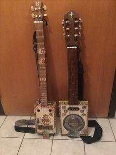 Raw guitars
