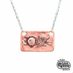 Vostok I spaceship necklace, ceramic astronomy jewellery, cosmology science necklace Wire Jewelry, Jewellery, Science Jewelry, Astronomy, Spaceship, Dog Tag Necklace, Ceramics, Space Ship, Schmuck