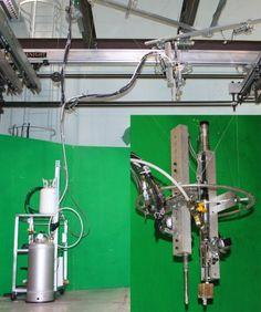 Laboratoire de robotique: 3D Foam Printer