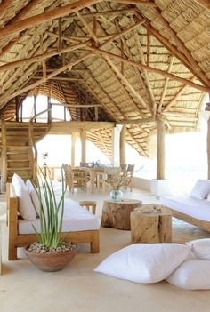 African Lodges - Respecting Nature With Style - arasdesign