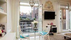 Love this room!   Miranda Kerr's NY apartment - Mamamia