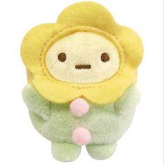 Product type: Plush DollSize: / Soft boaModel: San-XVendor: San-X JapanCharacter Family: Sumikko GurashiCharacter: TapiocaSeries: Meet Cat. Beanie Babies, Cute Stuffed Animals, Cute Animals, Sock Animals, Cute Plush, Mellow Yellow, Cute Icons, Plush Dolls, Sanrio