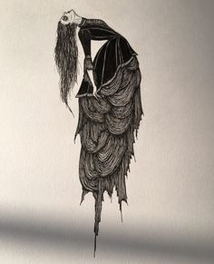 'These Terrible Games' Vanessa Ives Fine Art Print by Hogan McLaughlin #pennydreadful