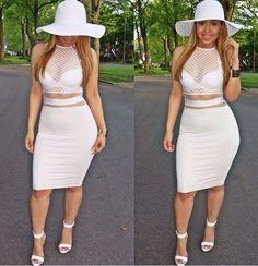 Pretty Summer Dress www.CorineMarie.com