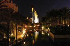 Burj Alarab, Dubai by Rahul Bakshi - Hotel Burj Alarab, Dubai Click on the image to enlarge.