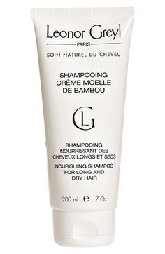 // Leonor Greyl PARIS 'Crème Moelle de Bambou' Nourishing Shampoo
